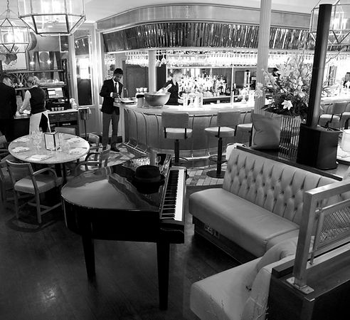 London hotel band