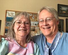 (22) IMG_2104 (ed) Mark & Denise at chur