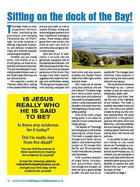 Article-in-Christian-Holidays-&-Conferen