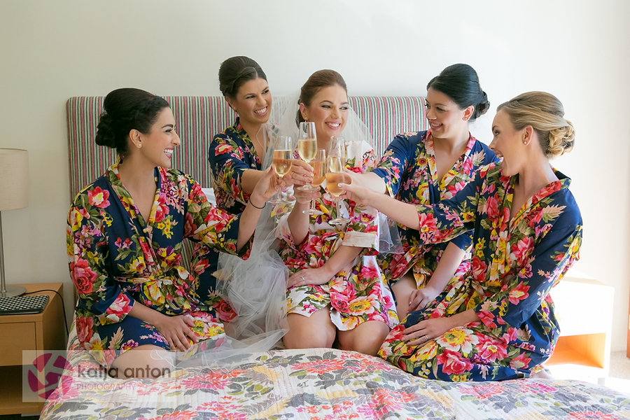Bridal party hair & makeup from So Very Feminine Hair & Makeup Artistry