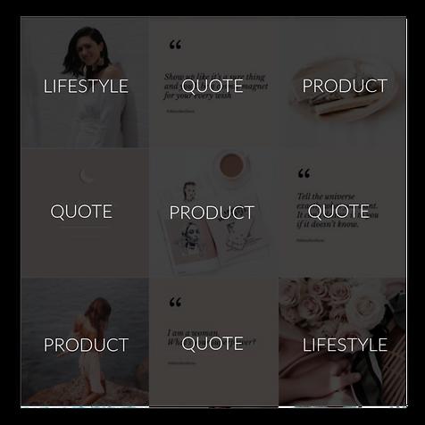 MIP Branding Insta-Popover Content Calendar
