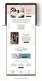MIP Branding One Page Site