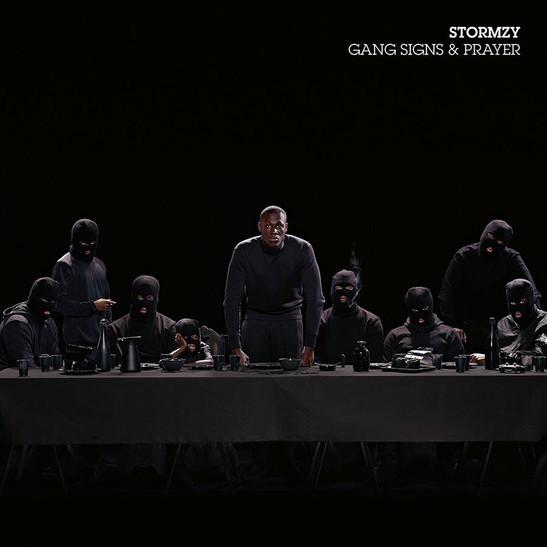 Stormzy#Gangsigns&prayer - Album Review
