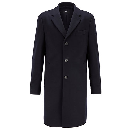 BOSS Slim Fit Coat