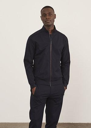 PATRICK ASSARAF Stretch Zip Jacket