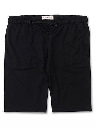 DEREK ROSE Basel Jersey Shorts - Black