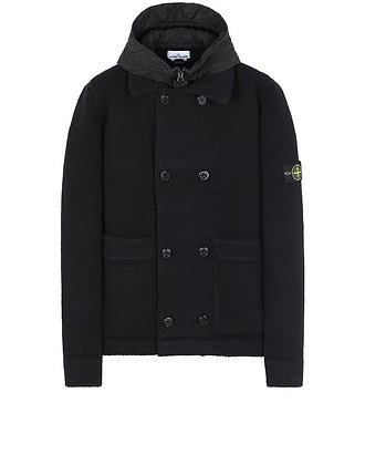 STONE ISLAND Double Breasted Cardigan
