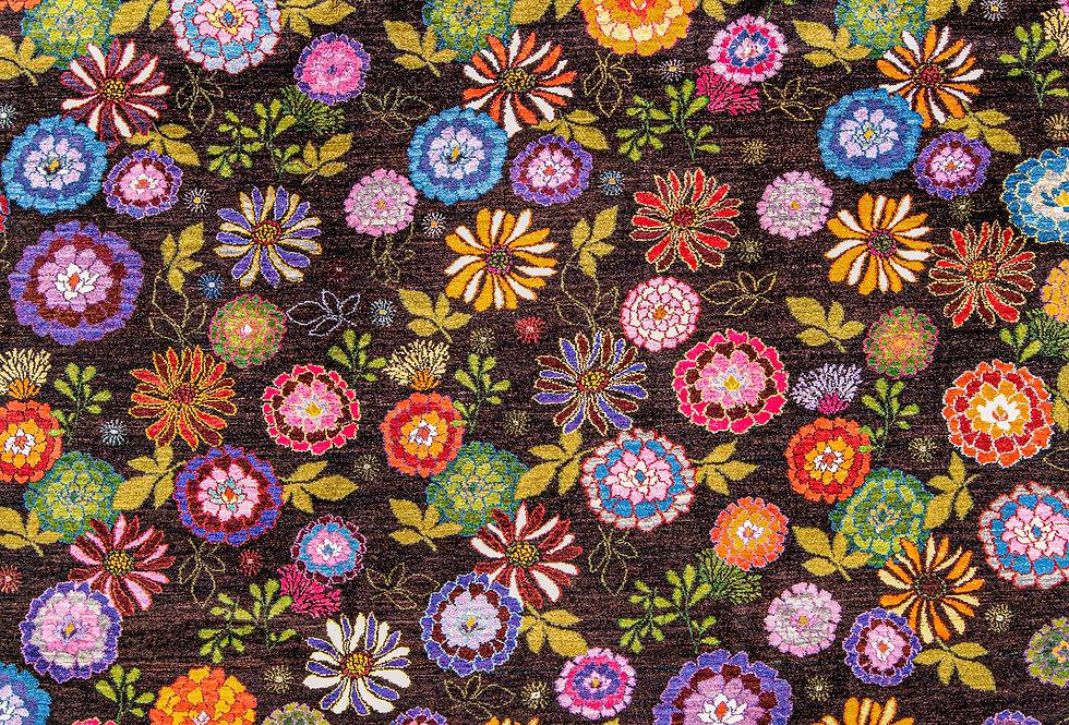 Super Fine Gabbehs Flora & Fauna - Ikebana 1c