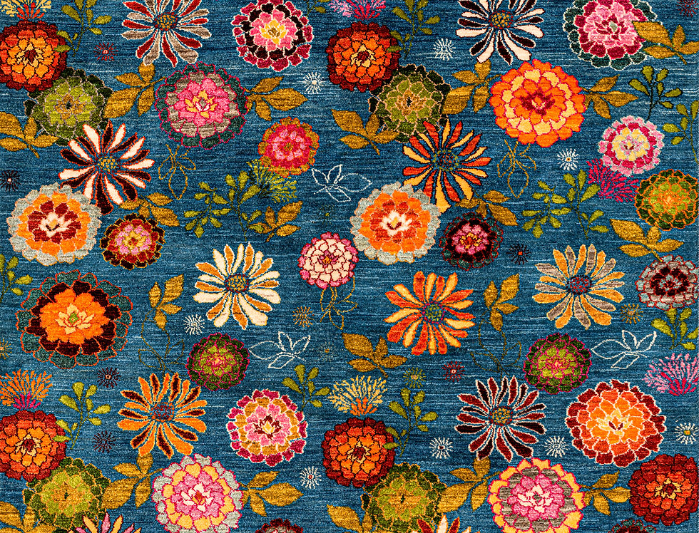 Super Fine Gabbehs Flora & Fauna - Ikebana 6