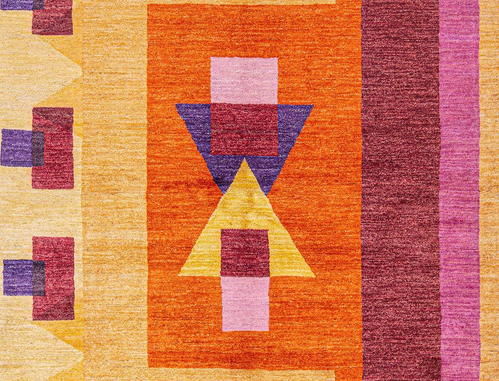 Designer - Ghashgha'i meets Bauhaus - Sunrise