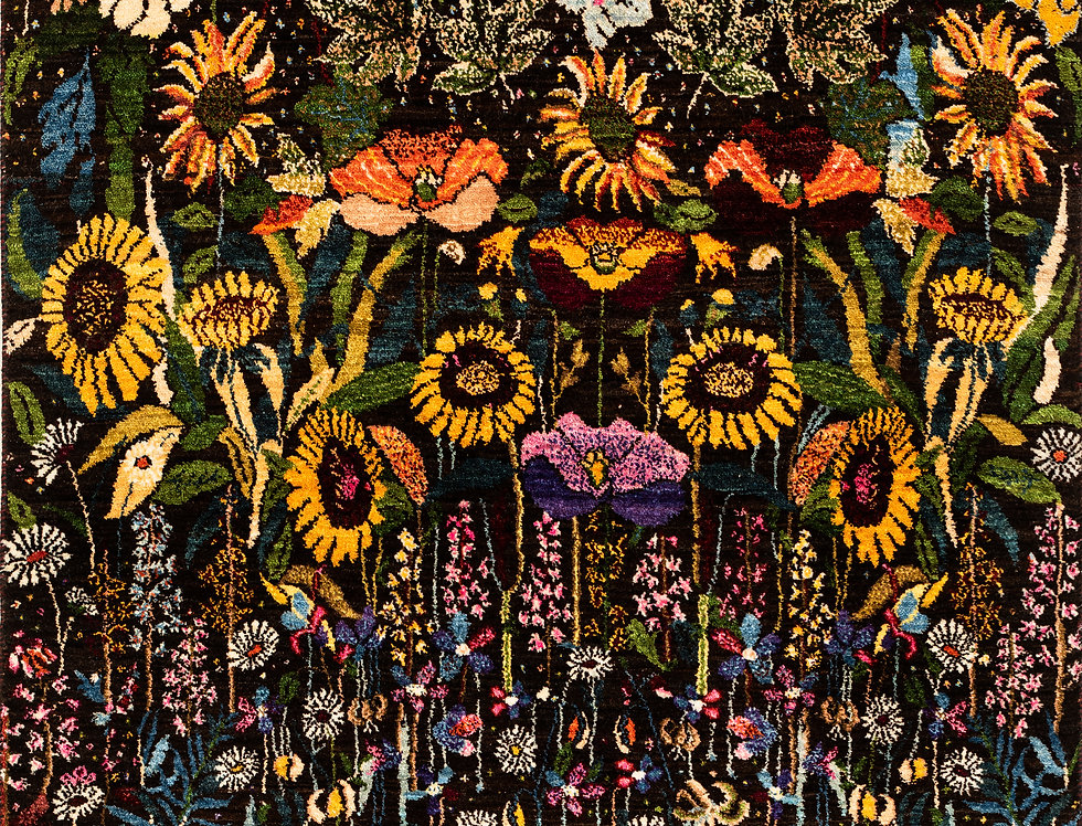 Super Fine Gabbeh Flora & Fauna
