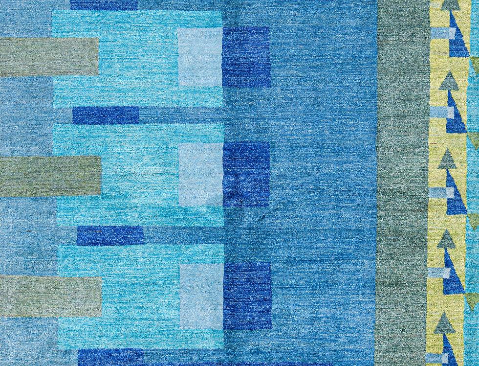 Designer - Ghashgha'i meets Bauhaus - Reflections