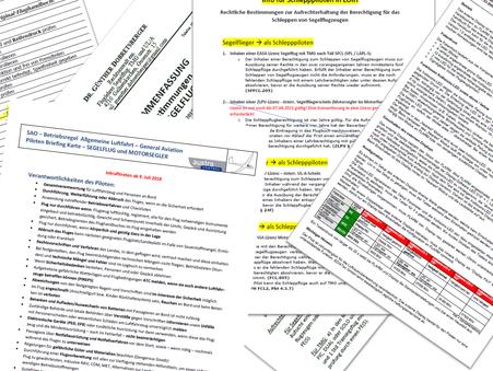 Neue Dokumente im Download-Bereich