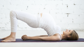 The benefits of Yoga for birth.