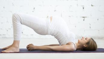 Prática Yoga pré-natal