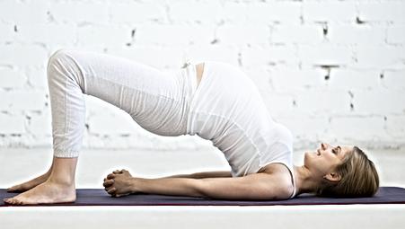 Prenatal Yoga Practice