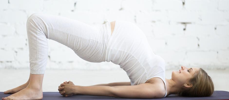 Yoga Prenatal - beneficios y preparación al parto