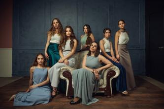The Gantyuk Ladies