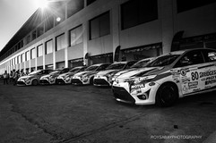 Toyota Team Cebu Cars