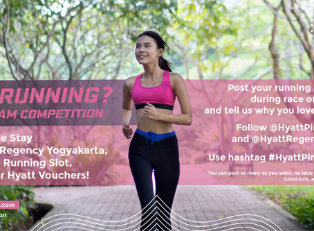 """""""Why Running?"""" Instagram Competition"""