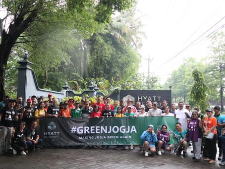 Hyatt Regency Yogyakarta: Hotel Paling 'Green' se-Indonesia