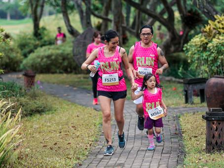 Lomba Lari Profesional untuk Keluarga