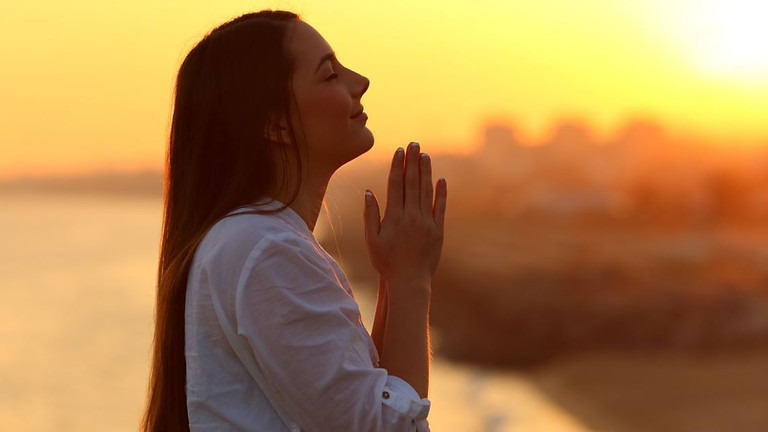 """Evening #1 """"What Prayer Is ... Why We Pray?"""""""