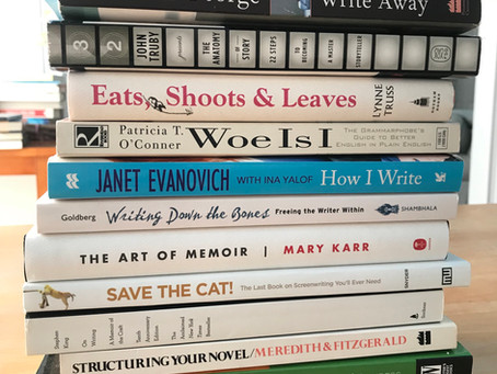 Recommended Reading for Aspiring Authors