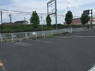 リサイクル木津川台駐車場1