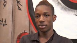 Oumar, lycée pro