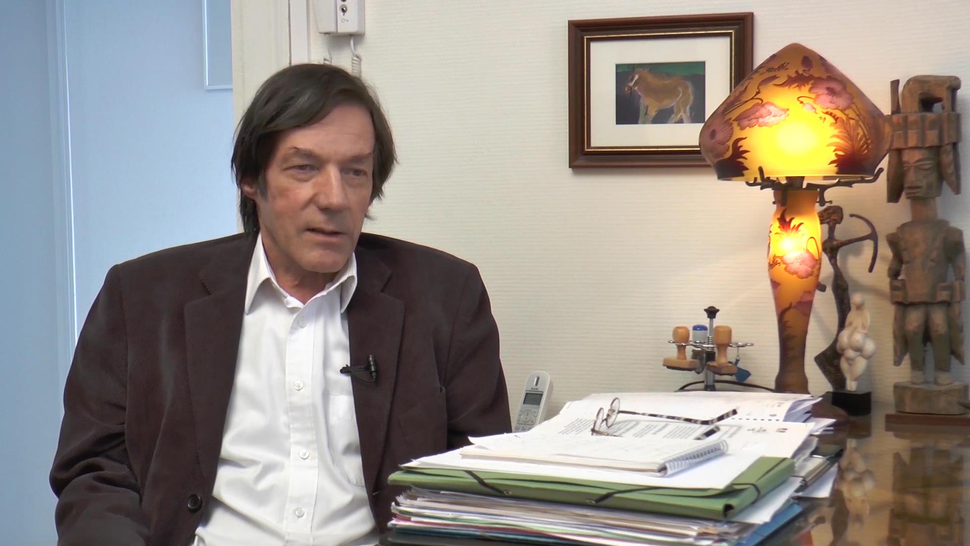 J-L Mayaud, psychanalyste