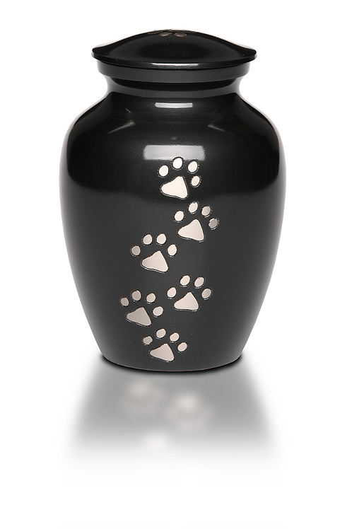 "PPVH ""Paws to Heaven"" Pet Cremation Urn – MEDIUM – B-1651-M"