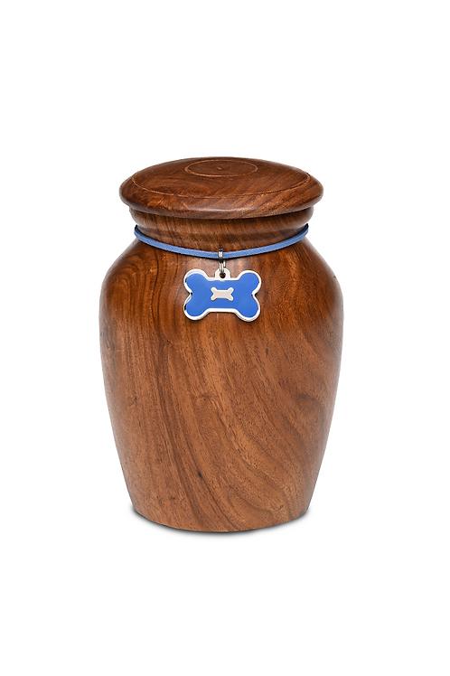 PFPC Rosewood Vase Urn – RW-Vase-Medium – Bone CHARM
