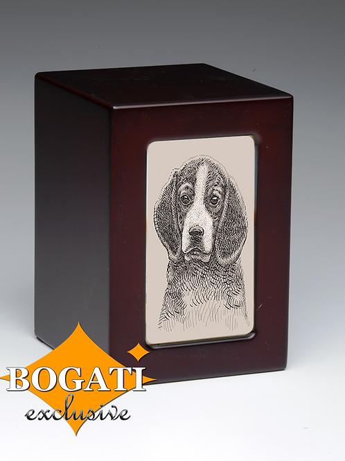 Bogati Exclusive 75 cu. B042-L-Precious Beagle