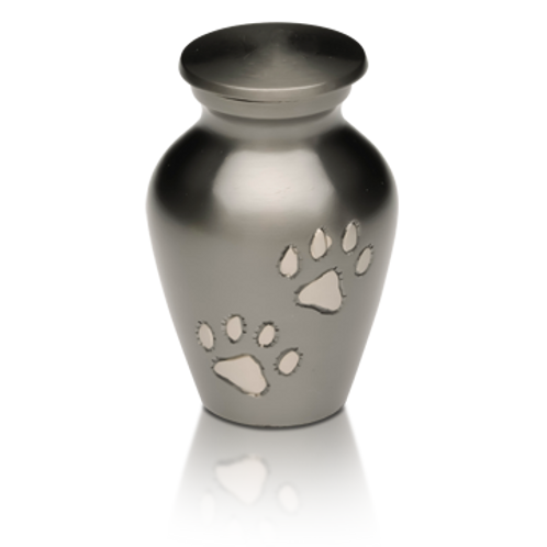 "PPVH ""Paws to Heaven"" Pet Cremation Urn – Keepsake – B-1651-K-NB"