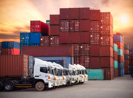 Container Drayage Woes?  We can help!