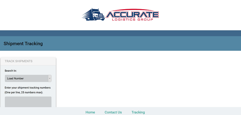 Accurate Logistics Tracking.PNG