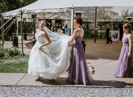 Making the Perfect Wedding Gown Selection