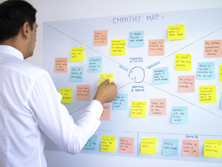 Empathy maps – the Why and How