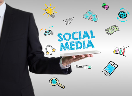 The Benefits of Social Media for your Business.