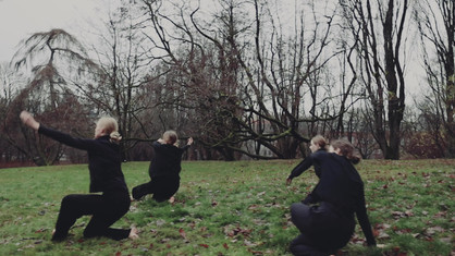 "Choreography/idea: Bodil Hindrum Music: Susanne Sundfør ""When the Lord"""