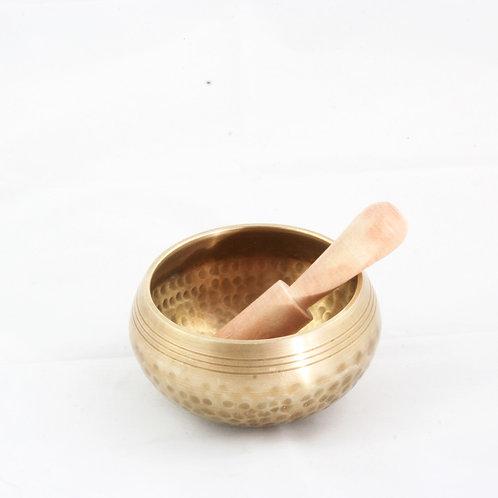 Hand-beaten Singing Bowl (small)