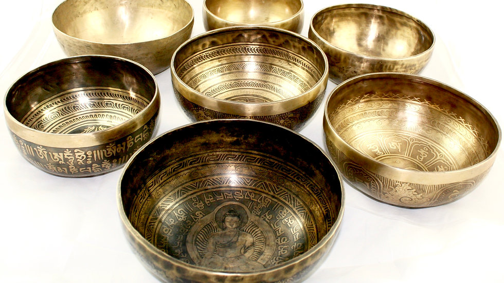 Sound bath to balance your body, mind and soul