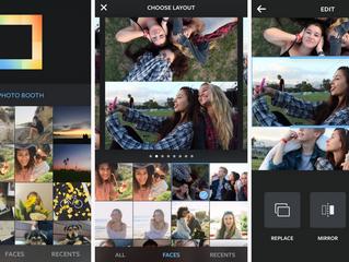 Instagram Announces New Layout App