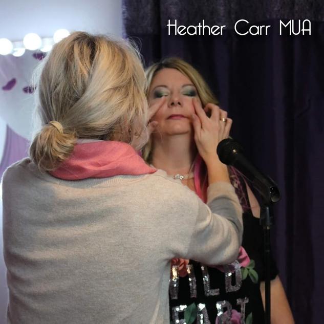 Heather Carr MUA