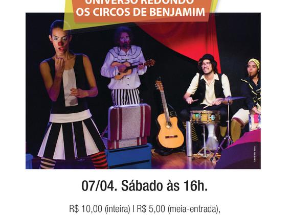 UNIVERSO REDONDO - SESC Eng. Dentro - 20
