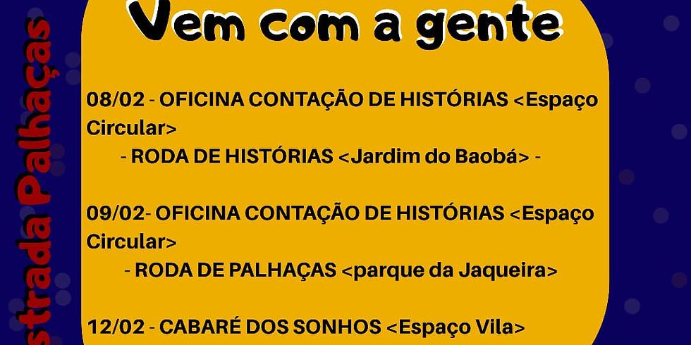 PE na estrada - 3 palhaças em Pernambuco