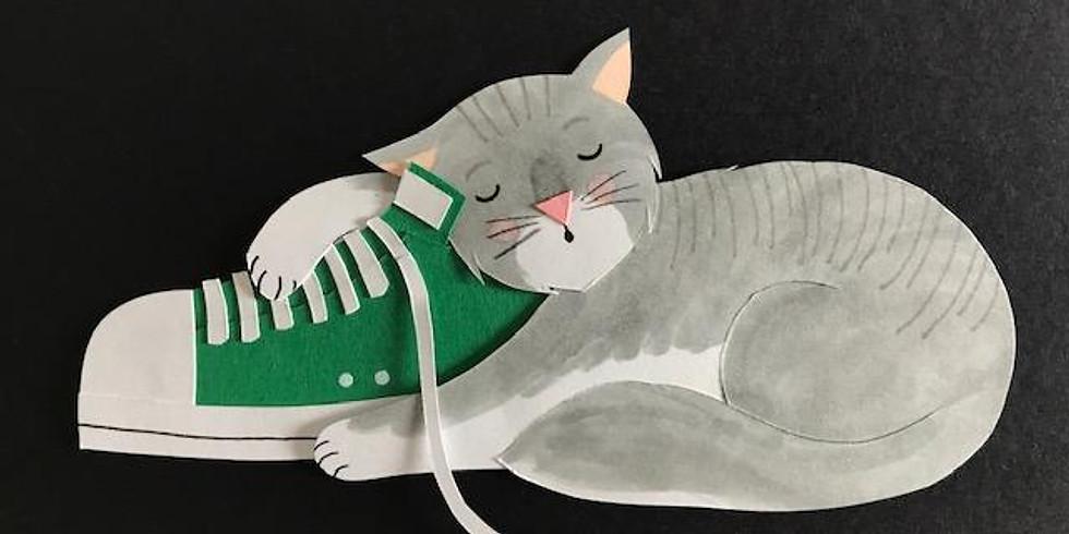 Projeto Fala Autor - Um Gato Chamado Zé
