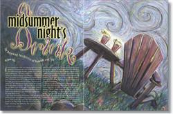 Freshcup Magazine - Midsummer Drink