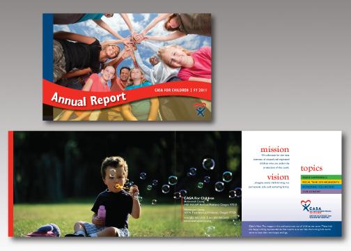 CASA for Children - Annual Report